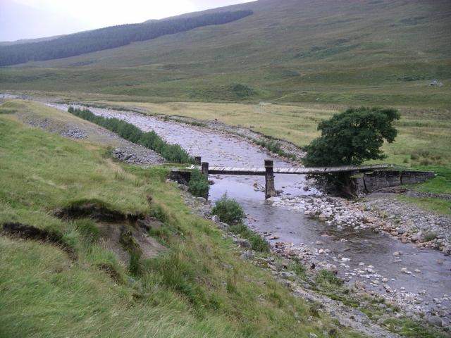 Bridge over Water of Tulla