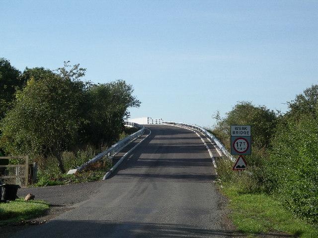 Circourt Bridge near Denchworth