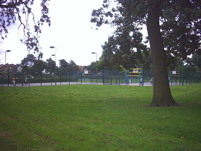 Thornton Heath Recreation Ground.