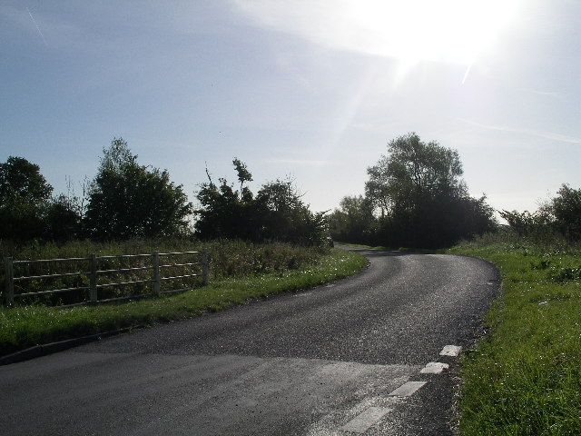 Northmead Lane near Charney Bassett