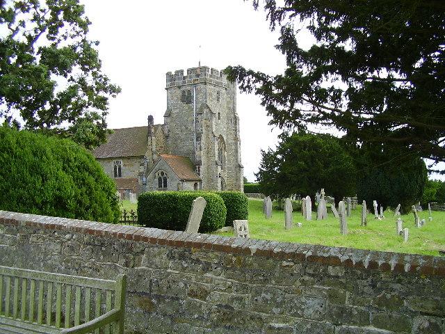 Church of Saint Mary the Virgin Warbleton