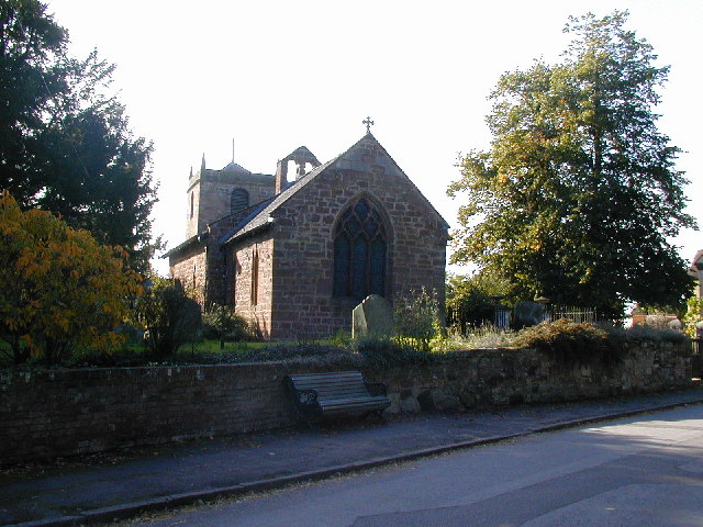 Kinnersley Church