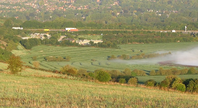 Morestead Sewage Farm
