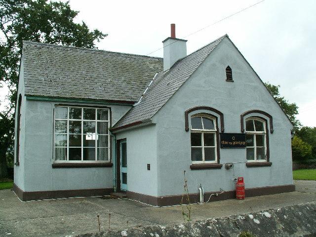Thie ny Gaelgey (House of Gaelic), St. Jude's