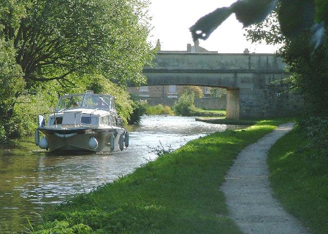 Ridge Lane Bridge, Lancaster Canal, Lancaster