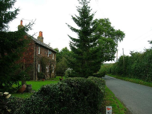 Swansyard Farm, Spatham Lane