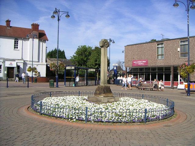 Wath upon-Dearne Town Centre