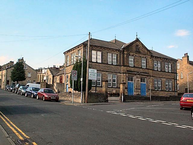 Jami Madinah Masjid UK Islamic Mission, Keighley