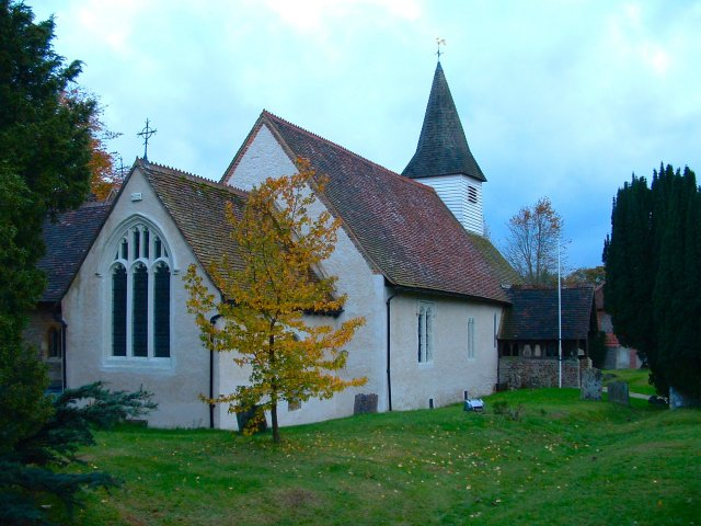 St James'  Church, Elstead, Surrey