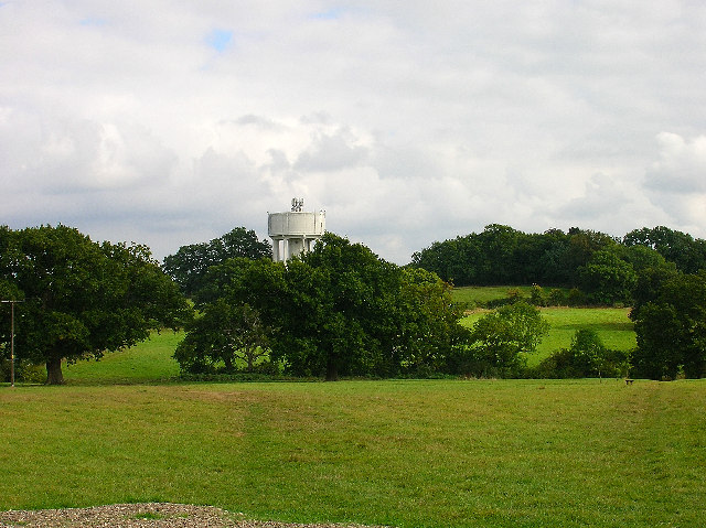 Water Tower, near Burgess Hill