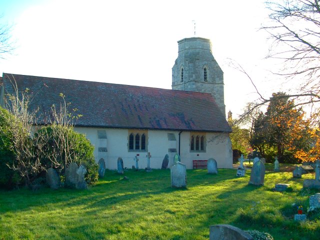 St Peter's Church, Marsh Baldon, Oxfordshire