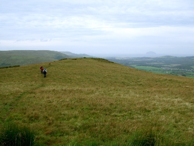 Below Barony Hill