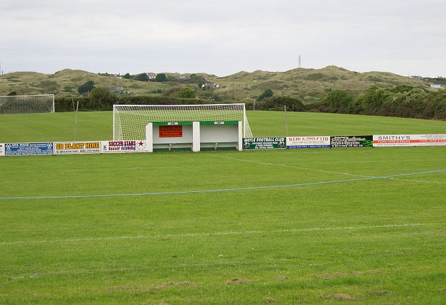 Hayle Football Club Pitches