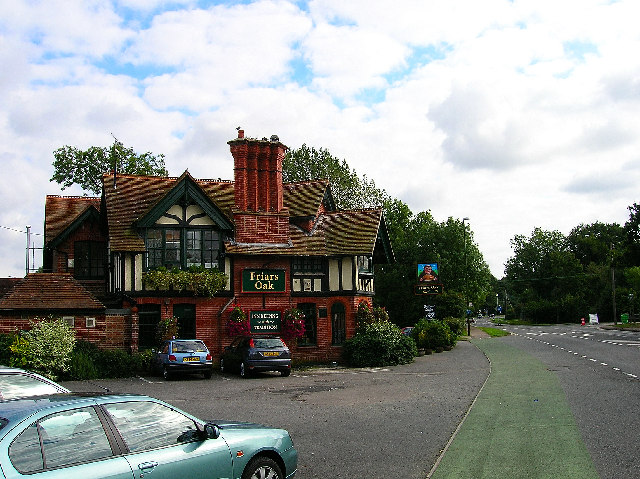 Friars Oak Inn, Hassocks