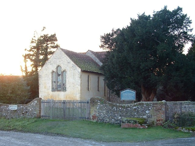 North Stoke Church, West Sussex