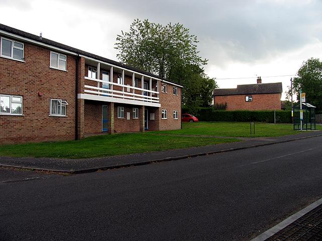 Residential Area not far from Enborne