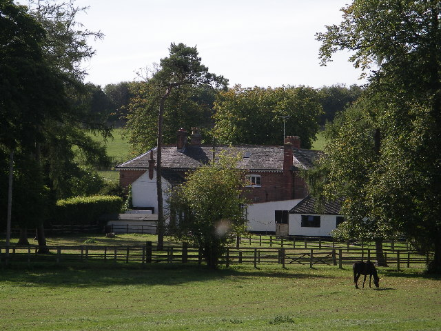 Sevenbarrows House near Lambourn