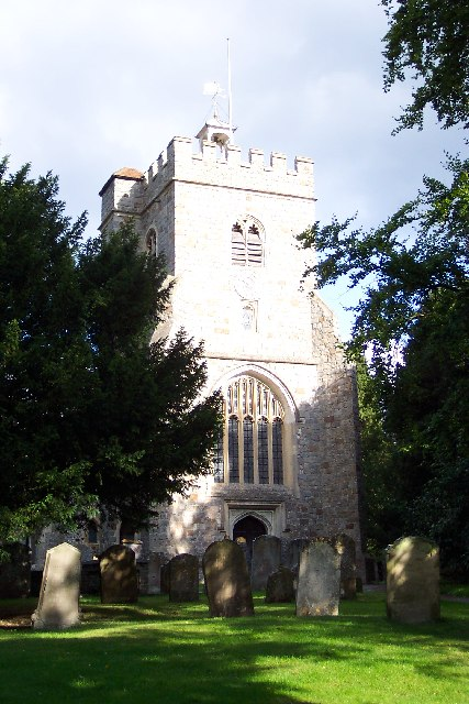 St Mary's church, Worplesdon