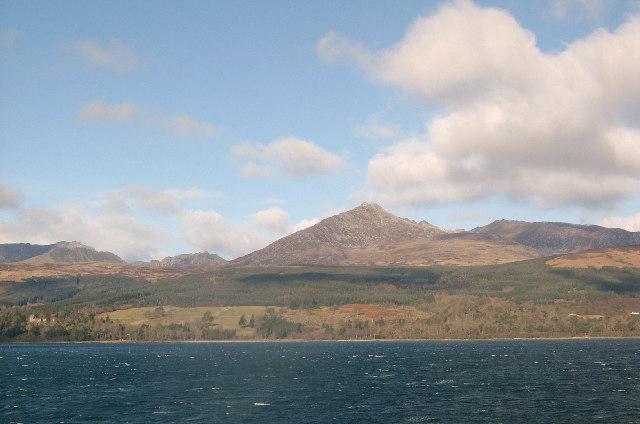 Goat Fell, Isle of Arran