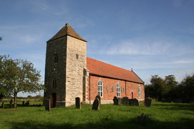 AllSaints' church, Stapleford, Lincs.