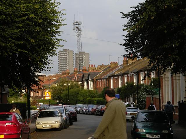 Clifden Road, Brentford