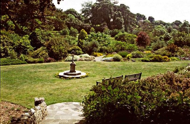 Botanic Garden, Ventnor, Isle of Wight