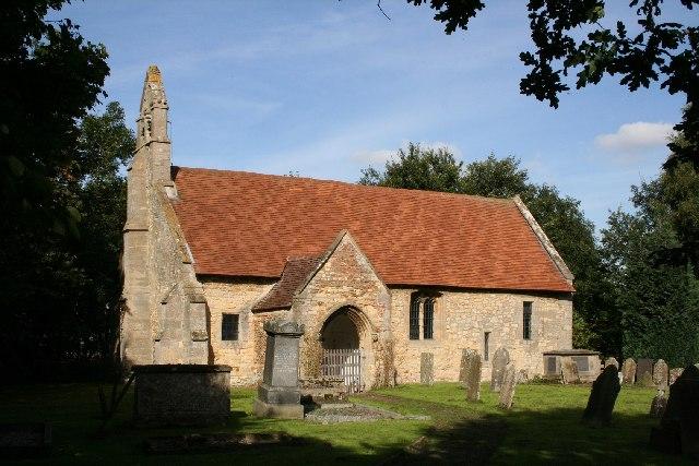 St.Michael's church, Stragglethorpe, Lincs.