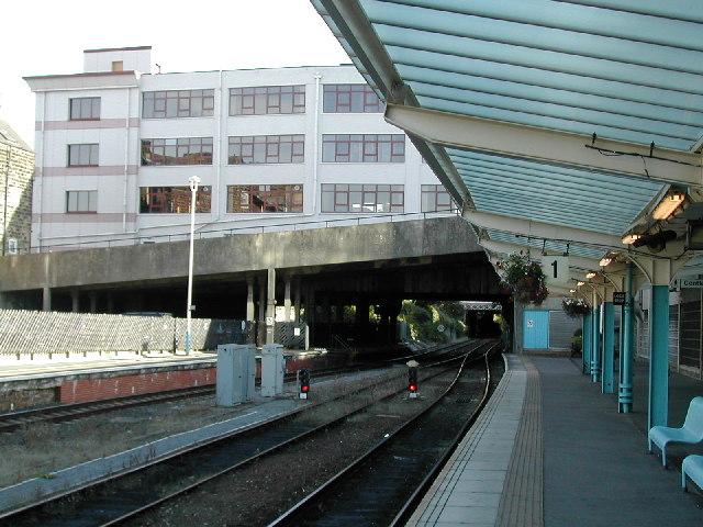 Harrogate Station