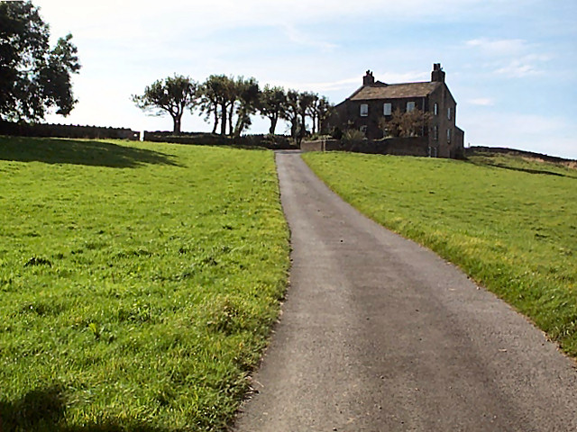 Summer House Farm, Steeton Moor