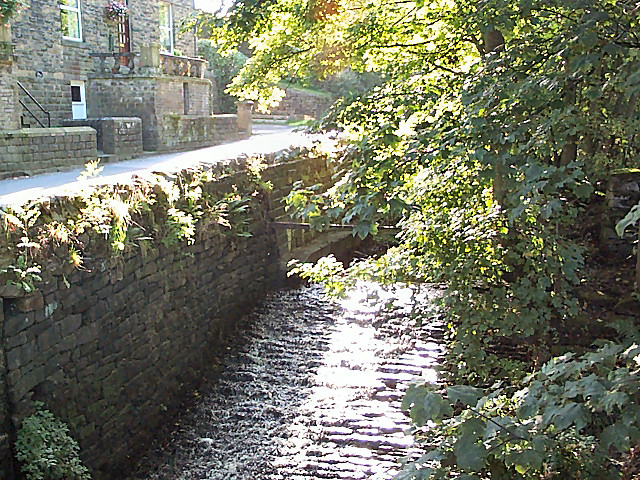 North Beck at Goose Eye