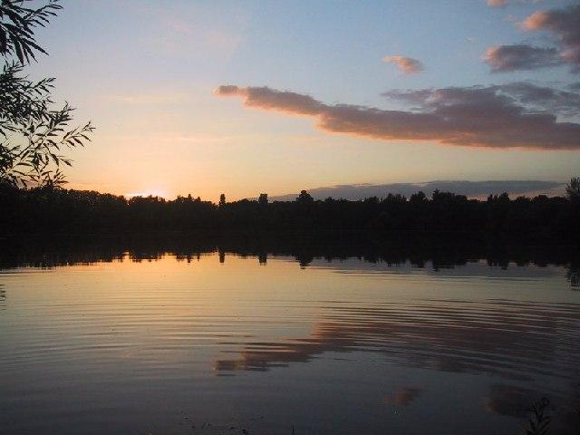 Thrupp Lake