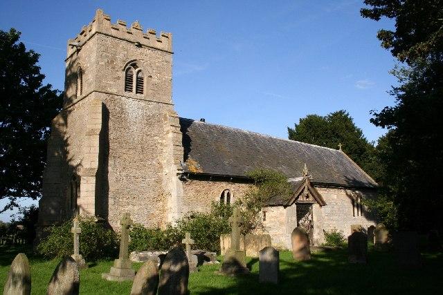 St.Germain's church, Thurlby, Lincs.