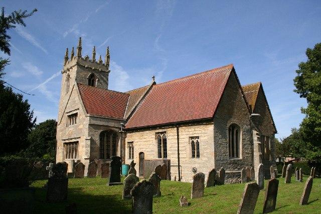 St.Peter's church, Norton Disney, Lincs.