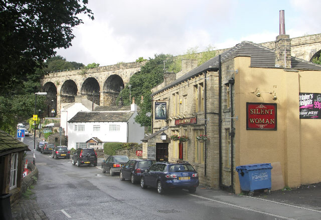 The Silent Woman, Slaithwaite