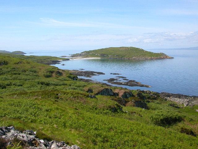 Eilean Garbh,  Isle of Gigha