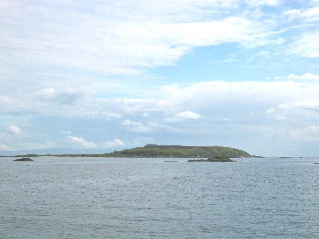 Cara Island off Gigha