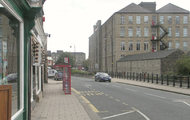Carr Lane, Slaithwaite