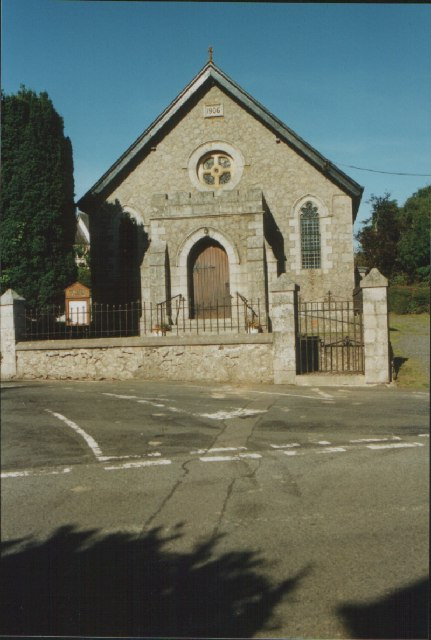 The Methodist Chapel,  Whiddon Down