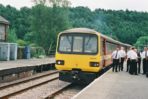 Glaisdale station, Yorkshire