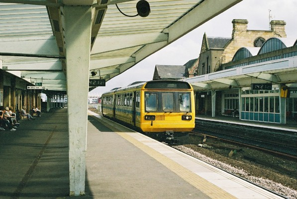Middlesbrough railway station