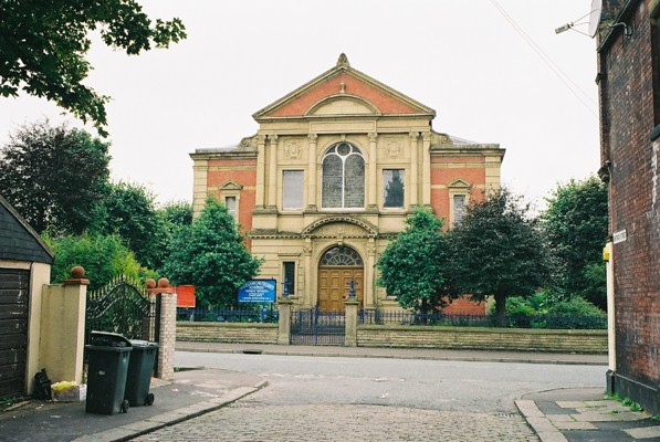 Spotland Methodist Church, Rochdale, Lancashire