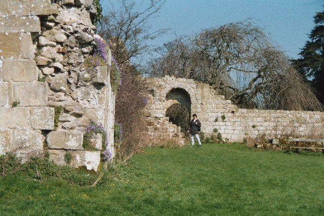 Jervaulx Abbey, Yorkshire