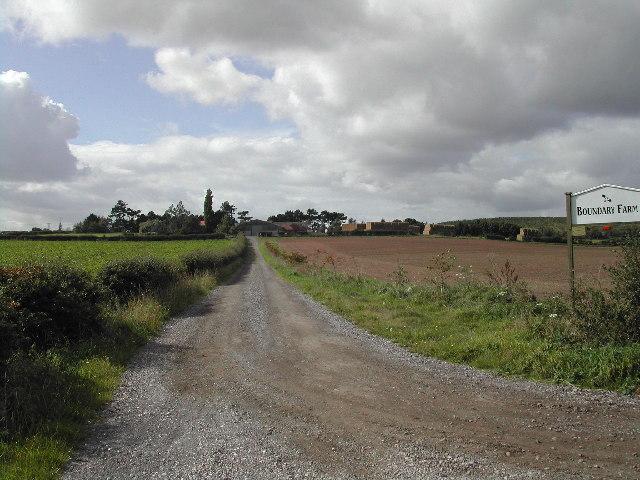Boundary  Farm