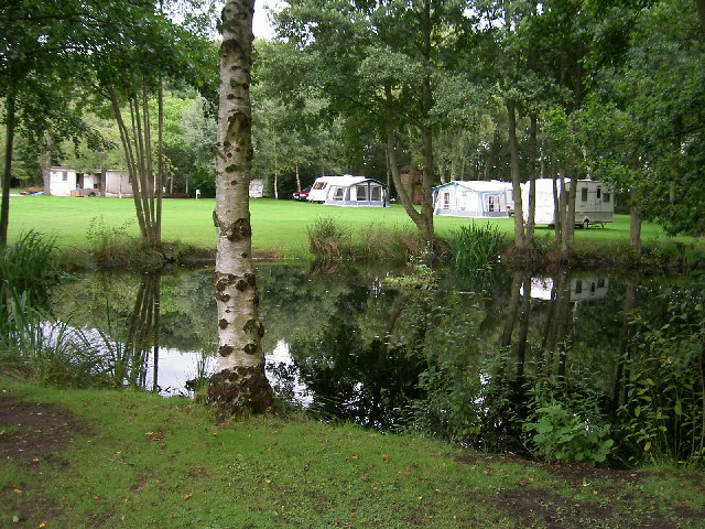 The Grange  Caravan Club CL