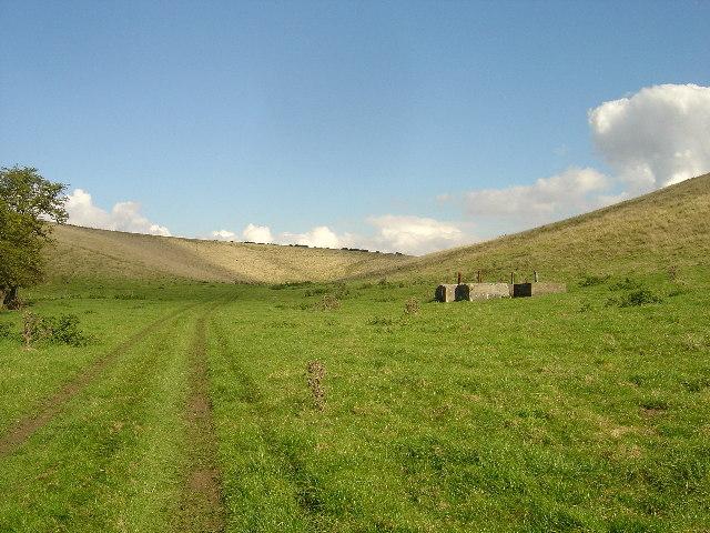 Bridleway near Cottam