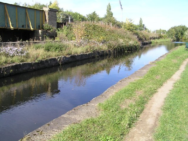 Aqueduct on Sheffield Canal