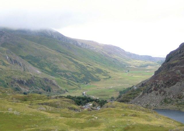 Ogwen Valley & Y Garn