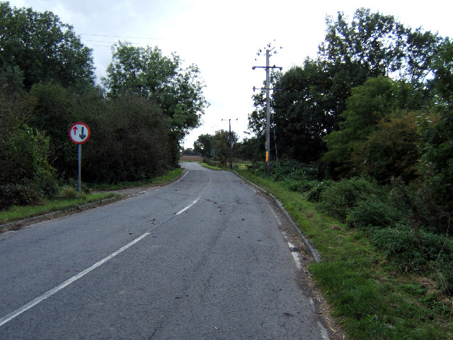 The old South End level crossing site