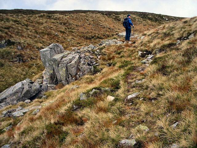An Socach path