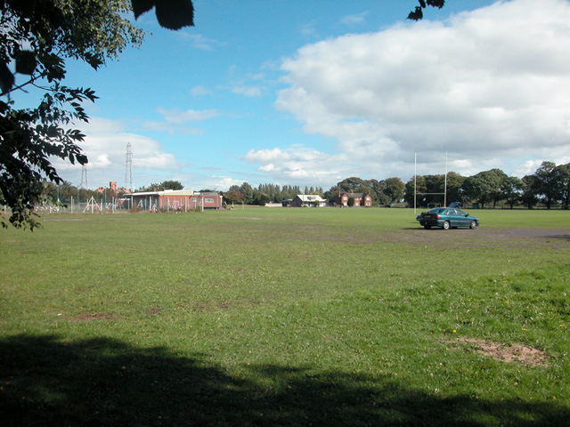 Shotton Sports Ground